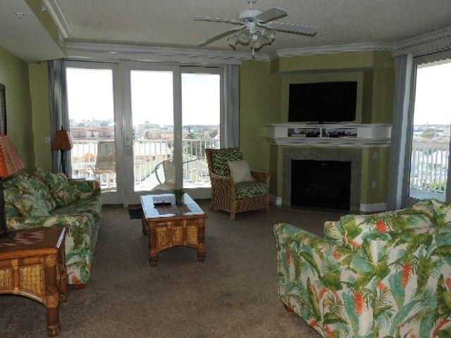 South Beach 509 (Side) - Image 1 - Ocean City - rentals
