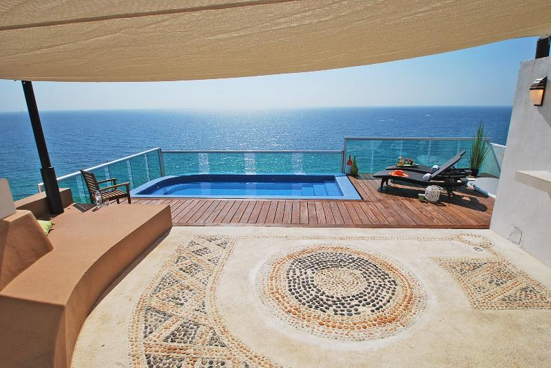 Penthouse #2000 - Spacious Upper Deck Area with 2nd private pool - #2000 There Can Only Be 1 Best Penthouse in Cancun - Cancun - rentals