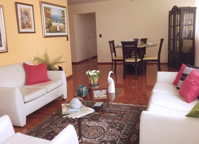 Gloria's Nice & cozy apart Miraflores - Image 1 - Lima - rentals