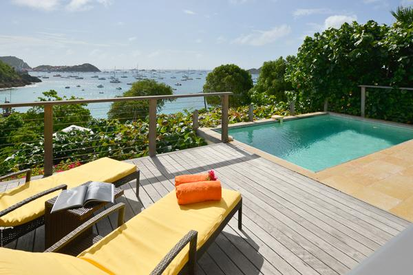 Charming Caribbean-style bungalow in Corossol WV PSL - Image 1 - Saint Barthelemy - rentals
