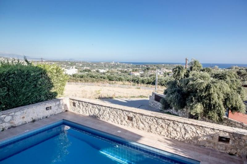 Helidonia Villas, KIMON: holiday home with sea view - Helidonia Villas, KIMON - Rethymnon - rentals