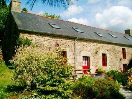 Mimosa Lodge - Mimosa Lodge a Beautiful 5-Bedroom 15C Cottage - Morbihan - rentals