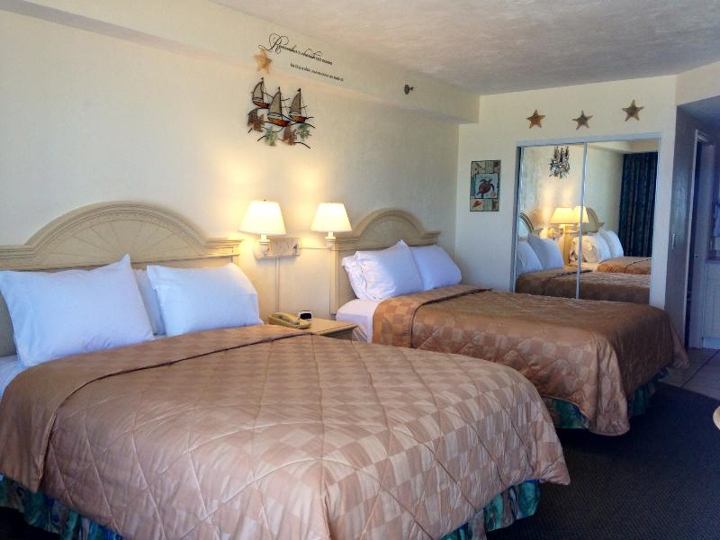 Oceanfront Studio w/ 2 Queen Beds - Daytona Beach Resort/Oceanfront Studio - Daytona Beach - rentals