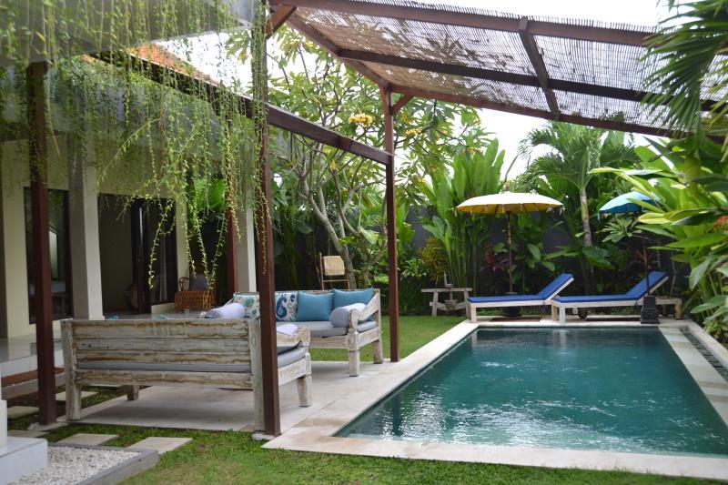 UMALAS RETREAT II (a) 2 Bed Pool Villa w/ Chef - Image 1 - Seminyak - rentals