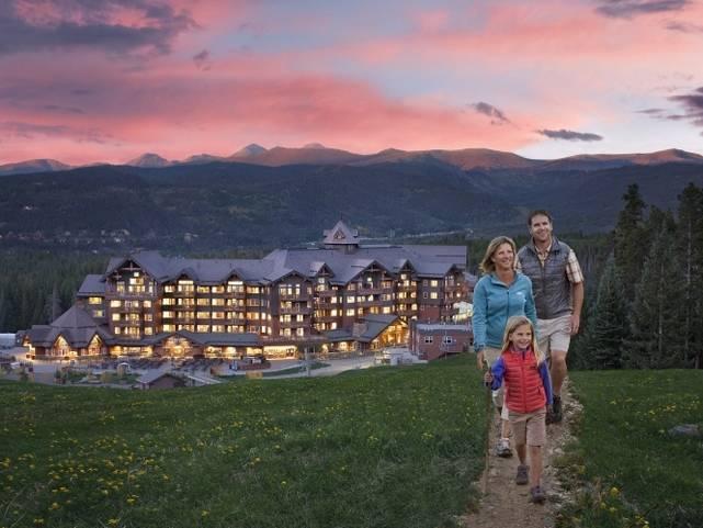 One Ski Hill Place 8214 - Ski In / Ski Out - Image 1 - Breckenridge - rentals