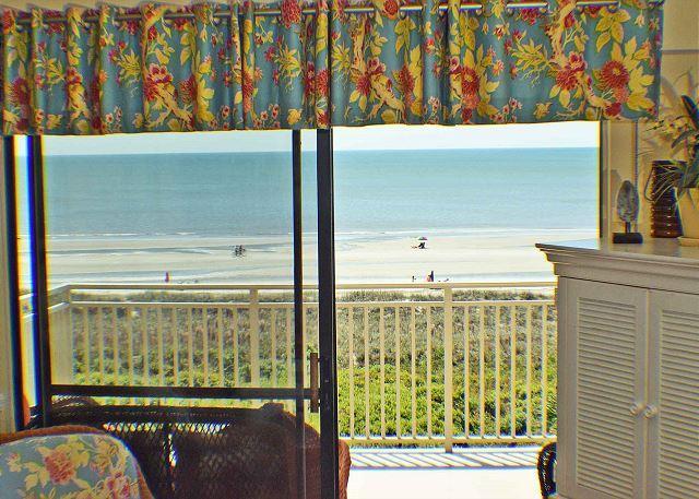 Shorewood 501 - Oceanfront 5th Floor Penthouse - Image 1 - Hilton Head - rentals