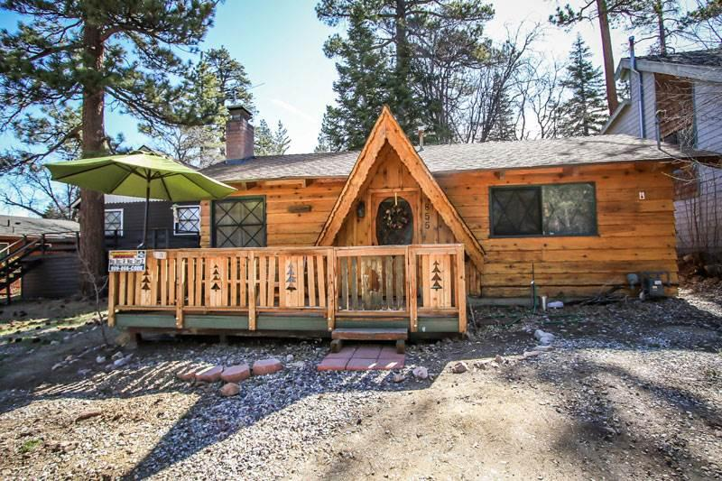 Cuddle Inn #1363 - Image 1 - Big Bear Lake - rentals