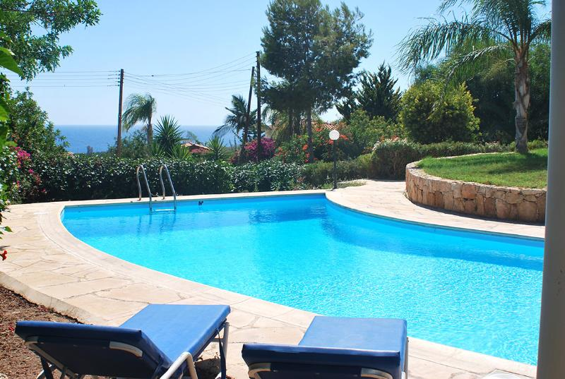 The amazing villa of the villa - ZEUS SUBLIME- 5 bedrm villa Own large pool Privacy - Paphos - rentals