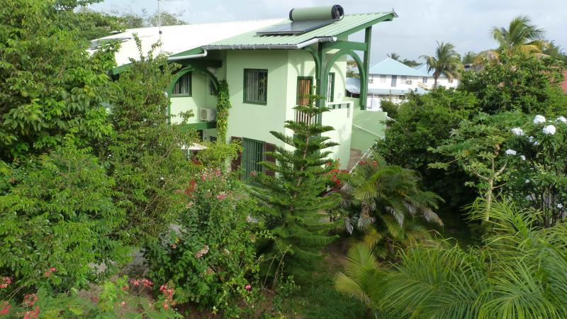 Lodge TAKINI4 snuggled in its tropical garden full of colours & birds - Lodge TAKINI4 Guest house - Kourou - rentals
