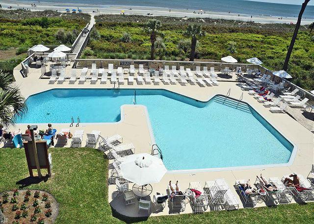 Ocean One 520 - Oceanside 5th Floor Condo - Image 1 - Hilton Head - rentals