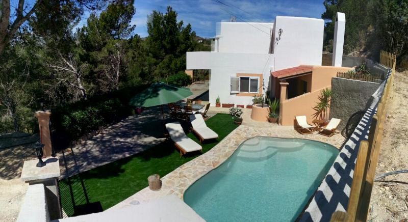 Villa Shangri-La - Villa Ibicenca Shangri-La: an Ibiza yoga paradise - Ibiza - rentals