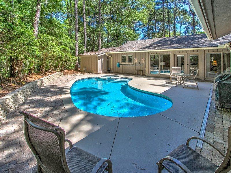 5 Jessamine Place is a spacious 4 bedroom Sea Pines Home - 5 Jessamine Place - Sea Pines - rentals