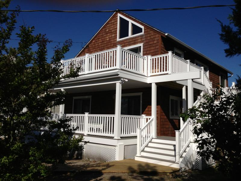 Front - Glad Tidings - First Floor - Cape May Point - rentals