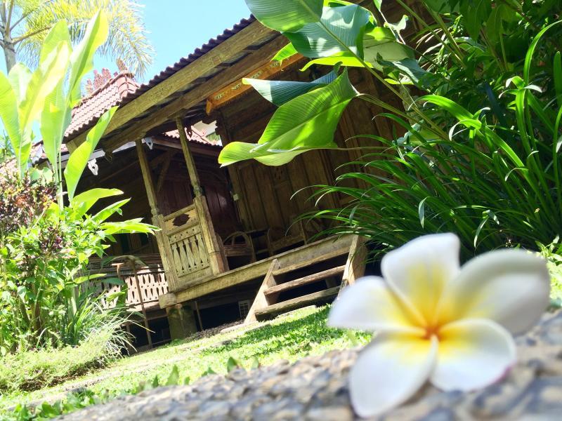 Antique garden cabin with Heart! 3 - Image 1 - Denpasar - rentals