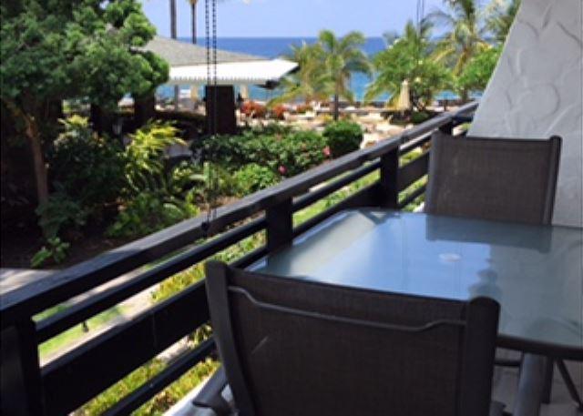 Ocean View from the lanai - Casa de Emdeko 232 - AC Included! - Kailua-Kona - rentals