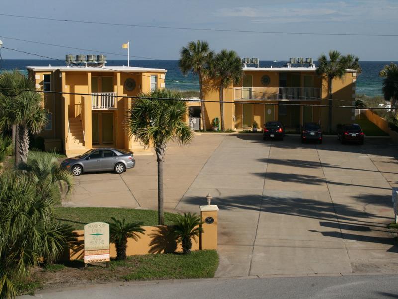 Island Surf Building - Island Surf Condo - Fort Walton Beach - rentals