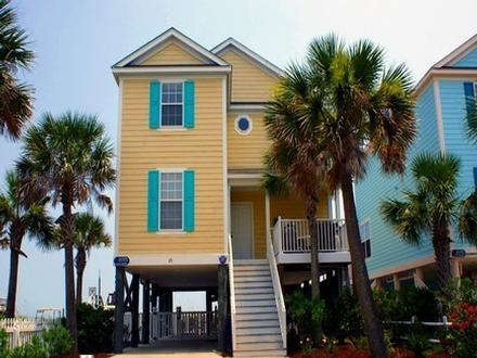 Pier View II - Image 1 - Surfside Beach - rentals