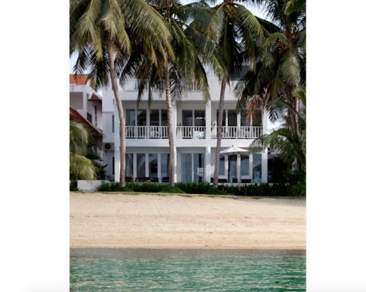 VILLA M Bophut -Luxe beachfront paradise Koh Samui - Image 1 - Koh Samui - rentals