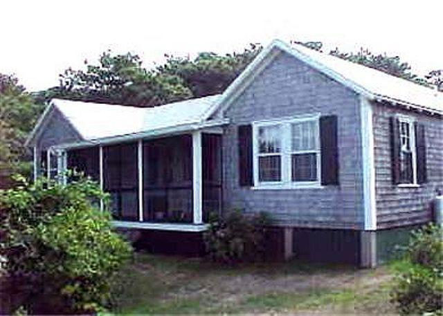CHAPPY COTTAGE WITH SPECTACULAR VIEWS OF EDGARTOWN HARBOR & LIGHTHOUSE - Image 1 - Chappaquiddick - rentals
