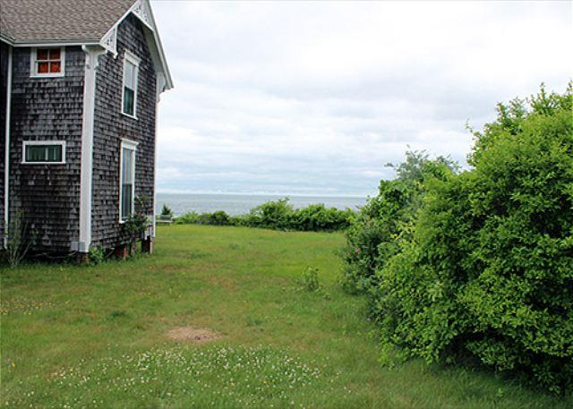 QUINTESSENTIAL VINEYARD COTTAGE WITH VIEW & BEACH - Image 1 - Chappaquiddick - rentals