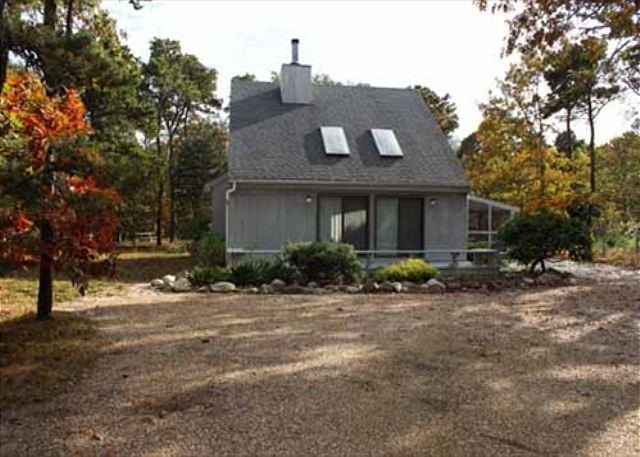 LOVELY KATAMA HOME WITH SCREENED PORCH PERFECT FOR RELAXING AND DINING - Image 1 - Edgartown - rentals