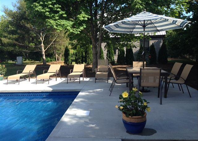 Katama Main and Guest House with Pool - Image 1 - Edgartown - rentals