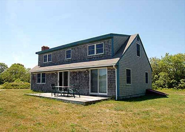 STROLL DOWN TO THE POND TO COOL OFF OR GO KAYAKING ON A WARM DAY - Image 1 - West Tisbury - rentals