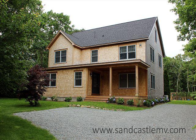 BEAUTIFUL SUNNY HOME IN EDGARTOWN WITH POOL - Image 1 - Edgartown - rentals