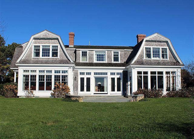 COOL SUMMER DRINKS IN HAND WHILE LOOKING OVER INNER & OUTER HARBORS - Image 1 - Chappaquiddick - rentals