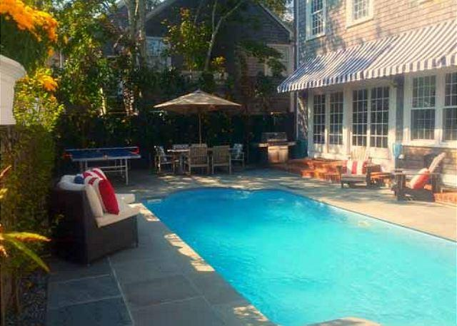LUXURY & ELEGANCE IN THE HEART OF DOWNTOWN EDGARTOWN WITH POOL - Image 1 - Edgartown - rentals