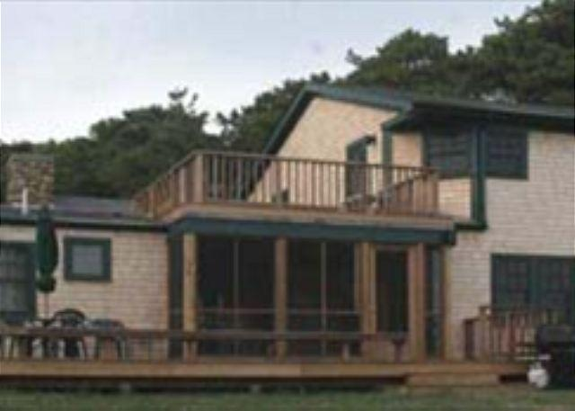 ENJOY OCEAN VIEWS FROM THIS CHILMARK HOME - Image 1 - Chilmark - rentals