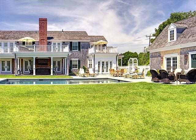 Luxury Katama Compound with Pool - Image 1 - Edgartown - rentals