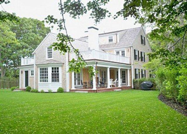 CLASSIC COLONIAL LUXURY HOME DESIGNED BY NOTED ARCHITECT - Image 1 - Edgartown - rentals