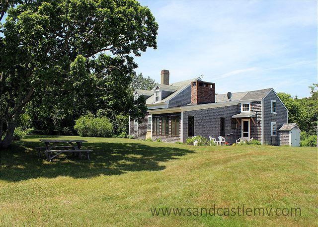 Quintessential restored Farm House! - Image 1 - Chappaquiddick - rentals