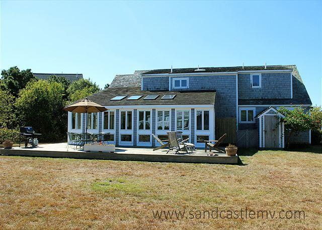 SCENT OF SALT AIR & SOUND OF DISTANT SURF - Image 1 - Edgartown - rentals