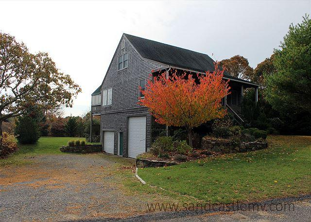 Lovely Edgartown Home with Air Conditioning - Image 1 - Edgartown - rentals