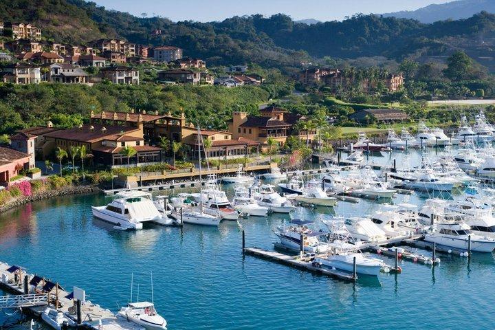 Marina at the resort. - Galati Condominium - Del Mar 3D - Herradura - rentals