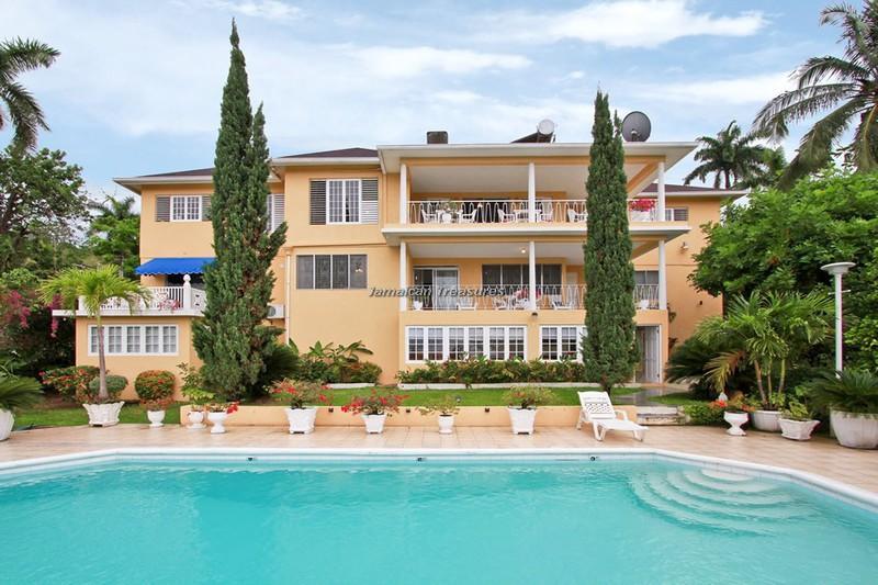 Bogue Villa - Montego Bay, Jamaica Villas 5BR - Bogue Villa - Montego Bay, Jamaica Villas 5BR - World - rentals