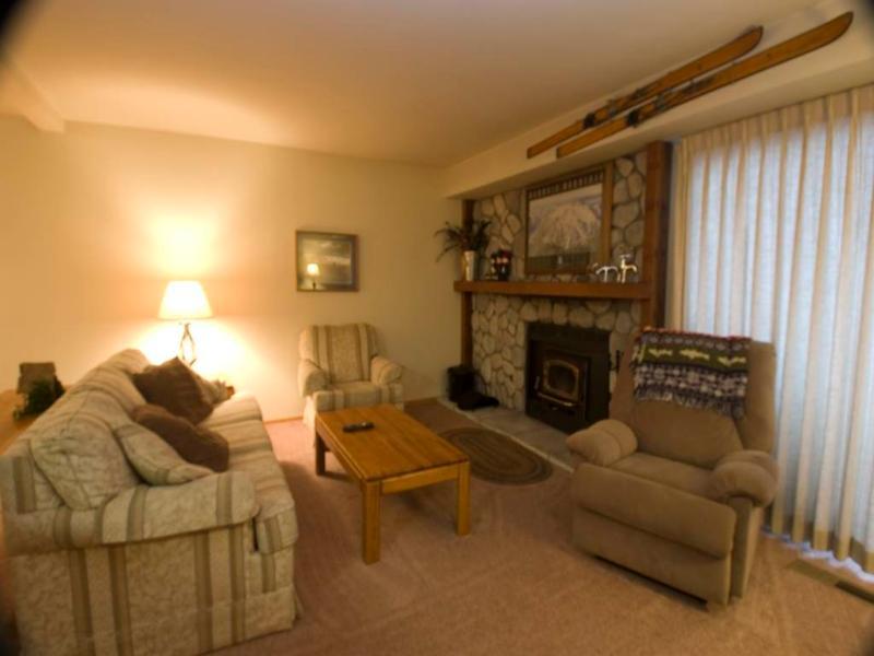 #537 Golden Creek - Image 1 - Mammoth Lakes - rentals