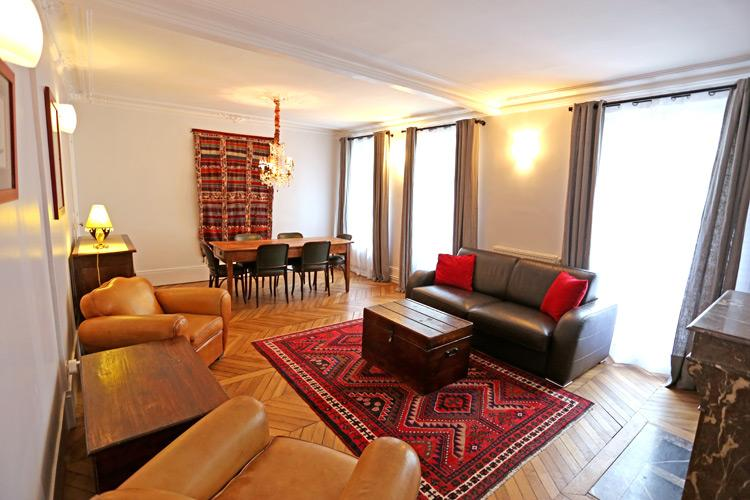 Monge 3 Bedroom Apartment Rental in Paris - Image 1 - Paris - rentals