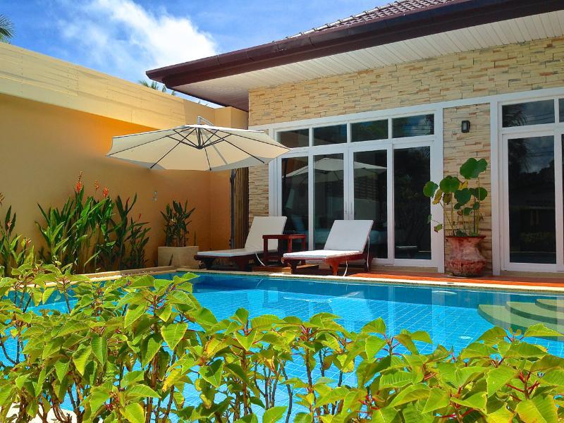 Rawai Private Villas 1 - pool and garden - Image 1 - Rawai - rentals