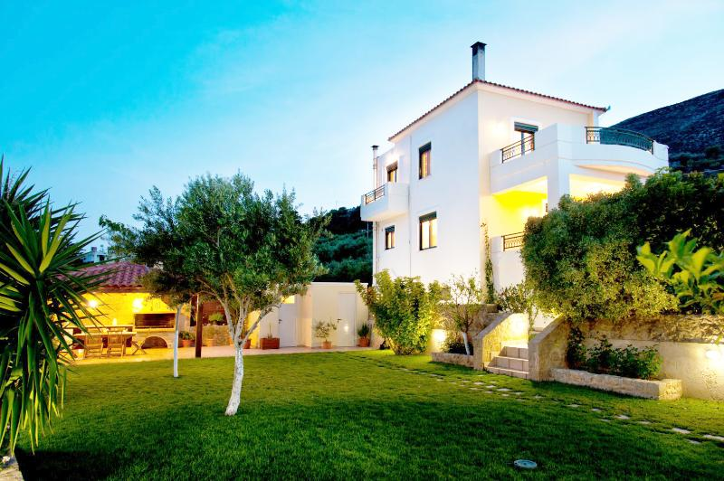 Superb Holidays !!! - VILLA GEORGIA-Brand New-Full Privacy-Big Garden - Afrata - rentals