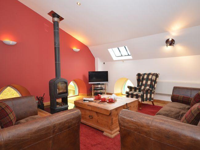 Lounge area - LK21M - Leadhills - rentals