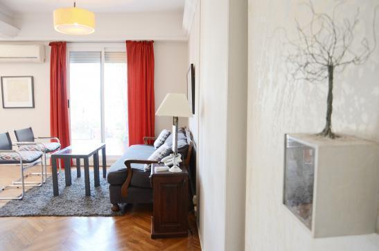 Open the front door, and feel welcome! - BEST RECOLETA 2 bedroom 4-5 PAX terrace + BBQ - Buenos Aires - rentals