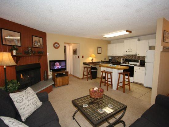 Tannhauser Condo on Main Street in the Heart of Downtown Breckenridge - Image 1 - Breckenridge - rentals