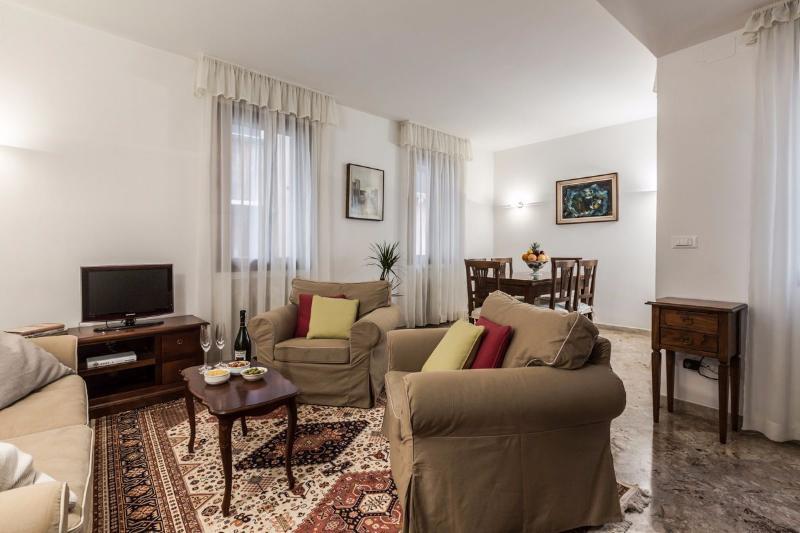 the Angelo Raffaele living room, Venice, italy - Angelo Raffaele - Venice - rentals