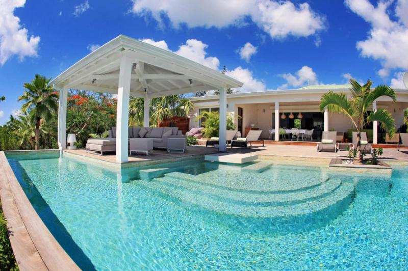 Kiwi at Terres Basses, Saint Maarten - Ocean View, Pool, Close To Beaches - Image 1 - Terres Basses - rentals