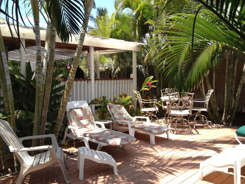 Lower Lanai - 4BR S Kihei House, Walk to Beach, Pool & Decks - Kihei - rentals