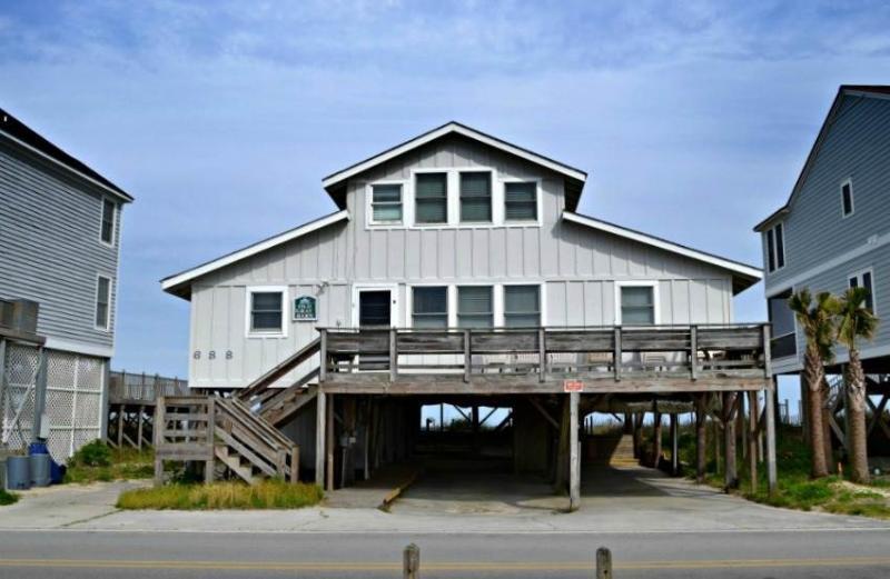 Old Gray Barn - Image 1 - Pawleys Island - rentals