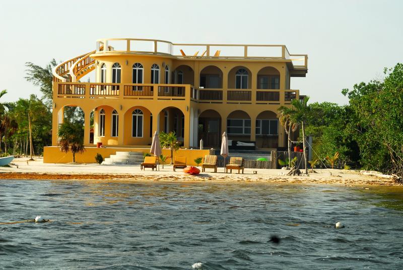 Villa Mandevilla 6 Bed 6 Bath Ocean Front/Pool - Image 1 - San Pedro - rentals